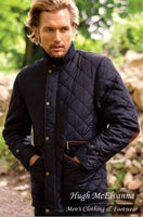 Quilted Jacket by Vedoneire Style: 3039 - Hugh McElvanna Menswear