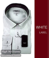 Tapered Fit Shirt by White Label Style: 5076