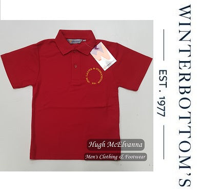 Derrynoose Polo Shirt by Winterbottom - Hugh McElvanna Menswear