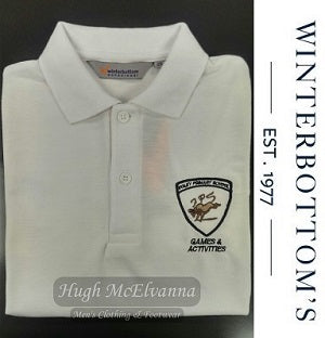 Foley Polo by Winterbottom - Hugh McElvanna Menswear