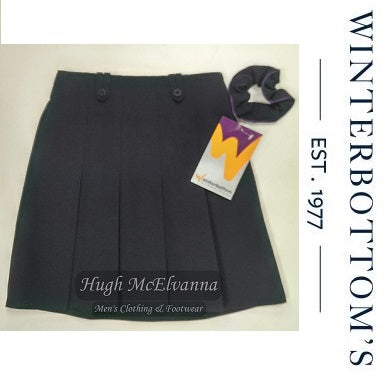 E.W. Pleated Skirt By Winterbottom Style: JSK200 - Hugh McElvanna Menswear