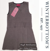 Grey Pinafore by Winterbottom Style: PIN 102 - Hugh McElvanna Menswear