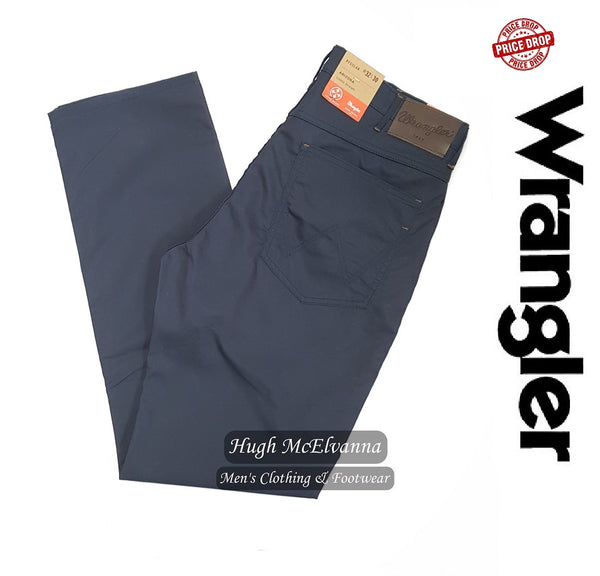 Wrangler ARIZONA Stretch Navy Jean Style: W12OAN114 - Hugh McElvanna