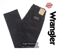 Wrangler TEXAS Cords - 3 Colour Options Available - Hugh McElvanna