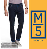 M5 Stretch Slim Fit Jean by Meyer Style: 6206/19 - Hugh McElvanna Menswear