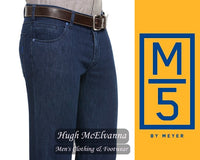 M5 Regular Coolmax Fit Jean by Meyer Style: 6230/18