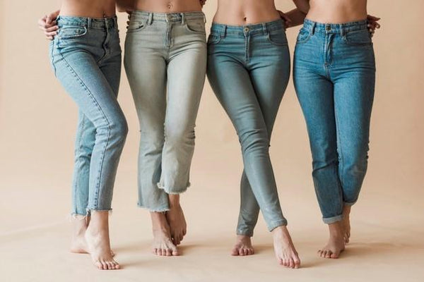 Women's jeans: Ideas that can change your look