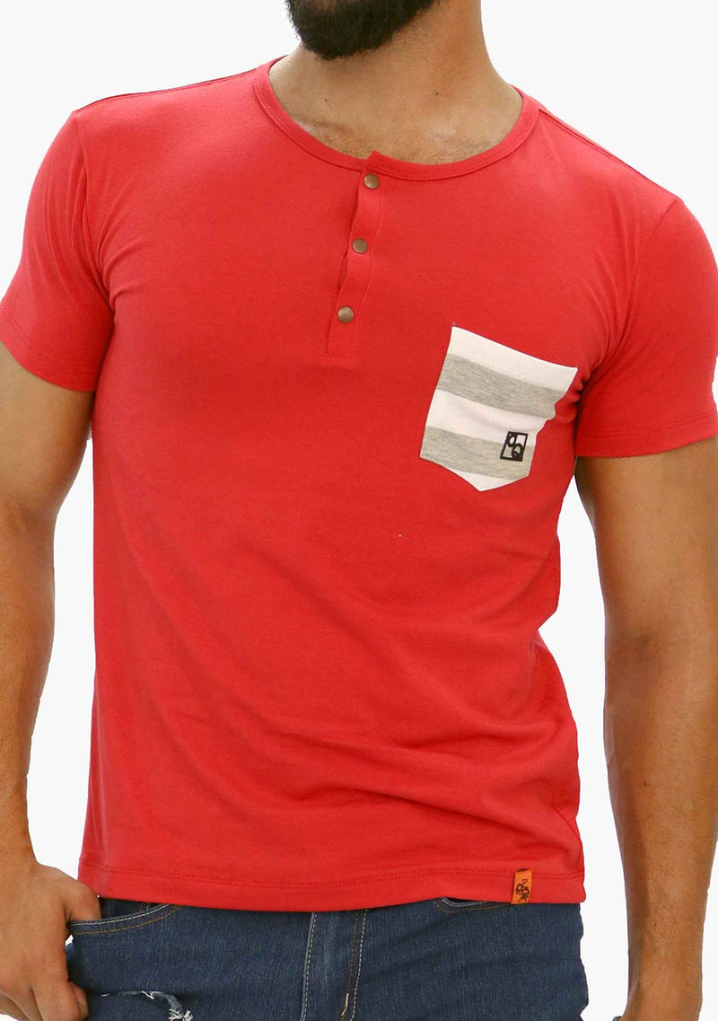 AQ1675A - AQ Mens Athletic Fit Crew Neck Short Sleeve T-Shirt - anthonyquintana.com