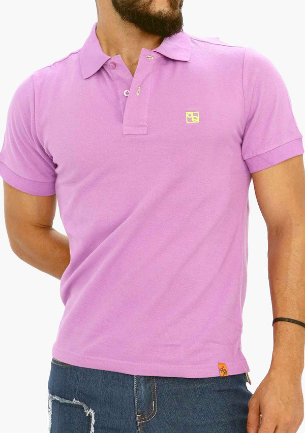 AQ2014 - AQ Mens Short Sleeve Polo Shirt - AnthonyQuintana.com