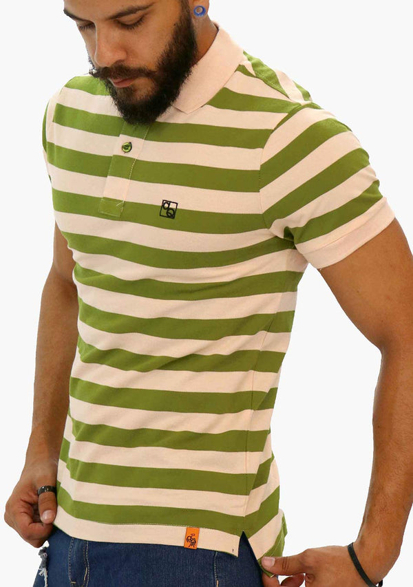 AQ2019 - AQ Mens Short Sleeve Polo Shirt - Anthonyquintana.com - AnthonyQuintana.com