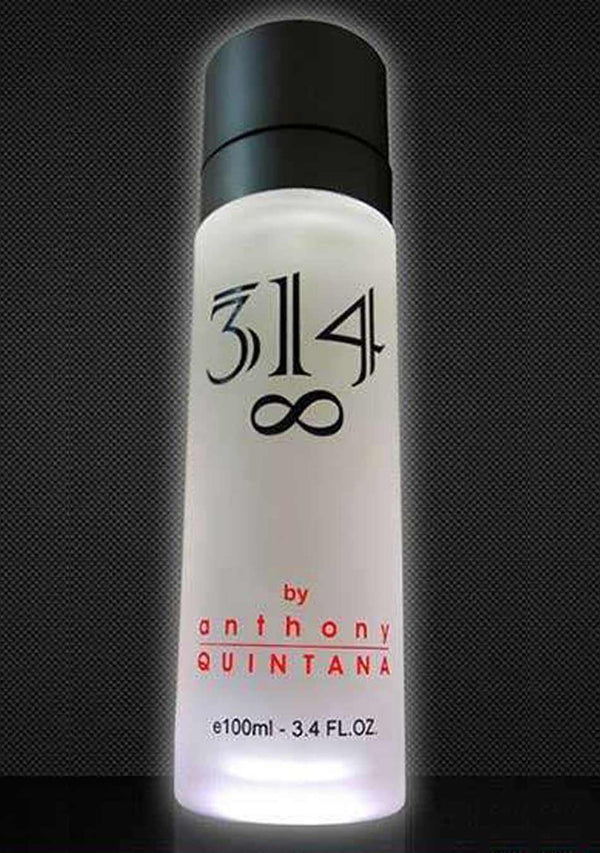 314 Infinite Cologne by AQ Anthony Quintana (AQ314) - AnthonyQuintana.com
