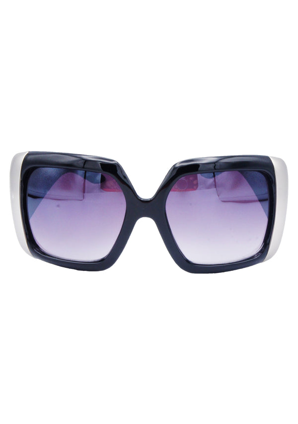 Anthony Quintana Square Celebrity Retro Unisex Sunglasses Fashion Trendy Style   , AQS ML9803 B - anthonyquintana.com - AnthonyQuintana.com