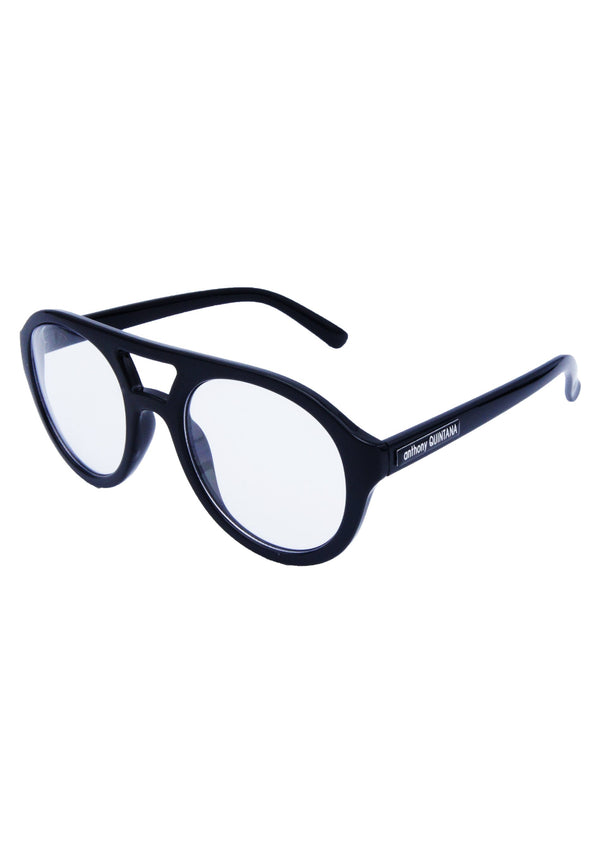 Anthony Quintana Nerdy  Aviators Modern Unisex Sunglasses Fashion Trendy Style , AQS 3832 CL - anthonyquintana.com - AnthonyQuintana.com