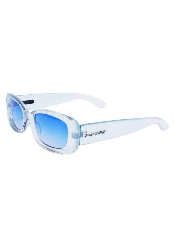 Anthony Quintana Square Retro Unisex Sunglasses Fashion Trendy Styl, AQ3109 B - anthonyquintana.com