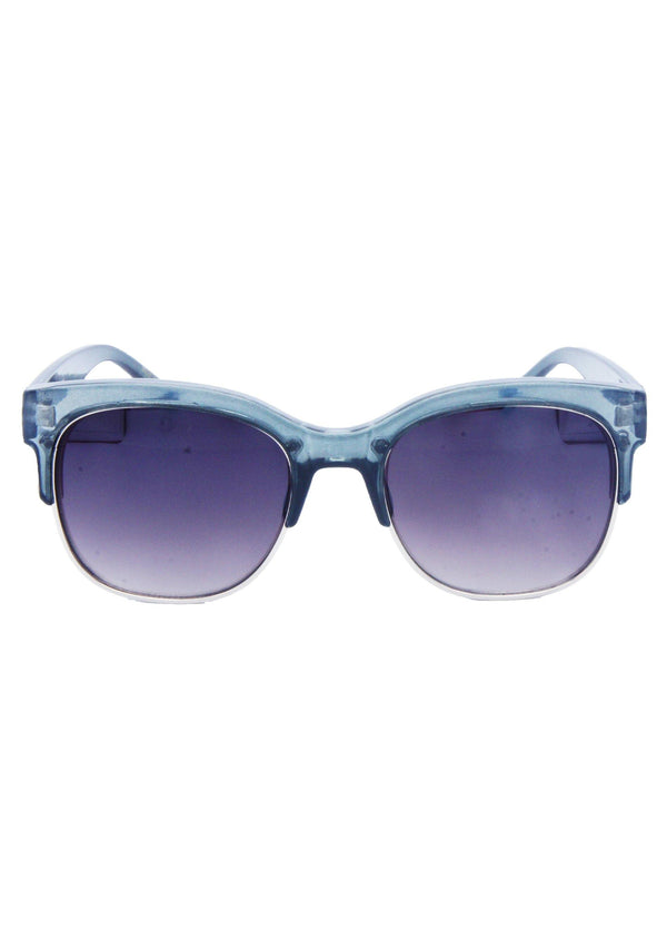 Anthony Quintana Cat Eye Metal/Plastic Retro Unisex Sunglasses Fashion Trendy Style , AQS 32018 Gray - anthonyquintana.com
