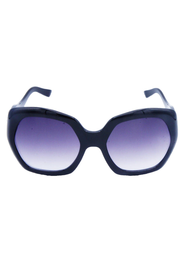 Anthony Quintana Square Retro Unisex  Sunglasses , AQS1812 B - anthonyquintana.com