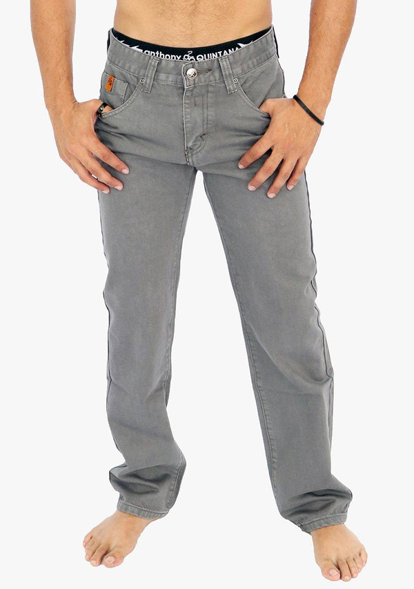 London - AQ Men's Classic Straight Fit Jeans (AQ6902) - AnthonyQuintana.com