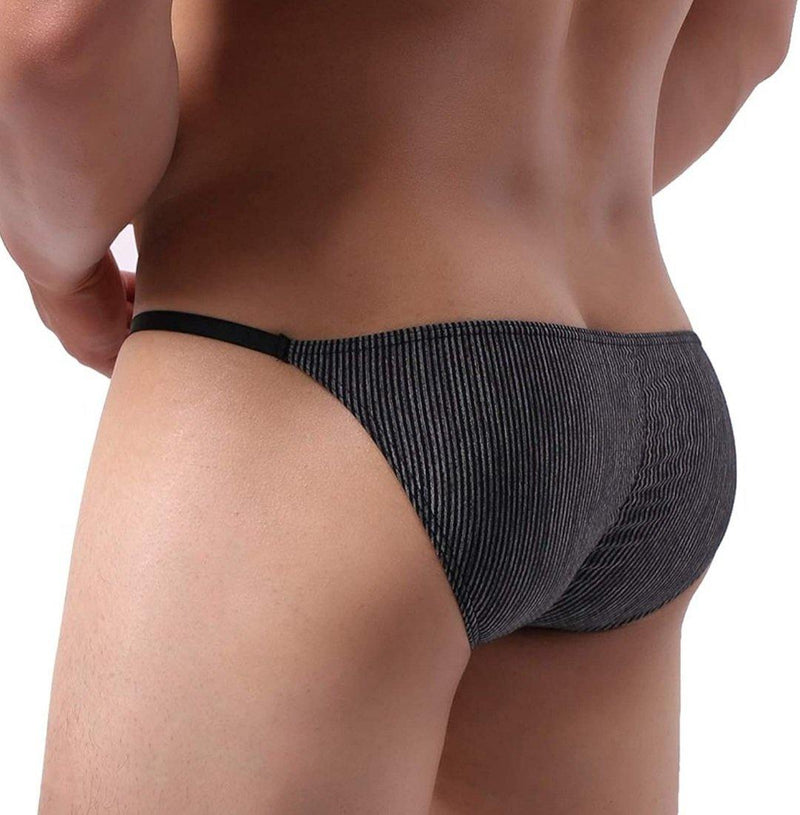 Sexy Swimmer Bikini Underwear, Butts Enhancer, Breathable. ONE PIECE. AM-0505