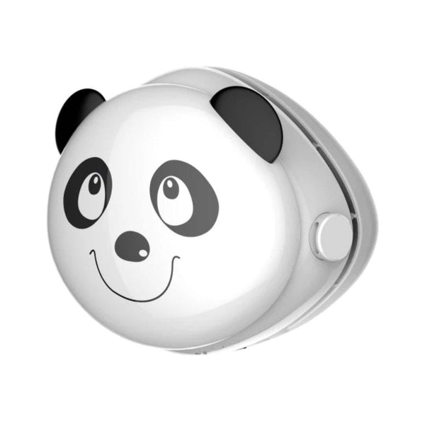 Fashion 3D Fashion Protective Mask HAPPY PANDA Unisex For Children Faces 5 years or more