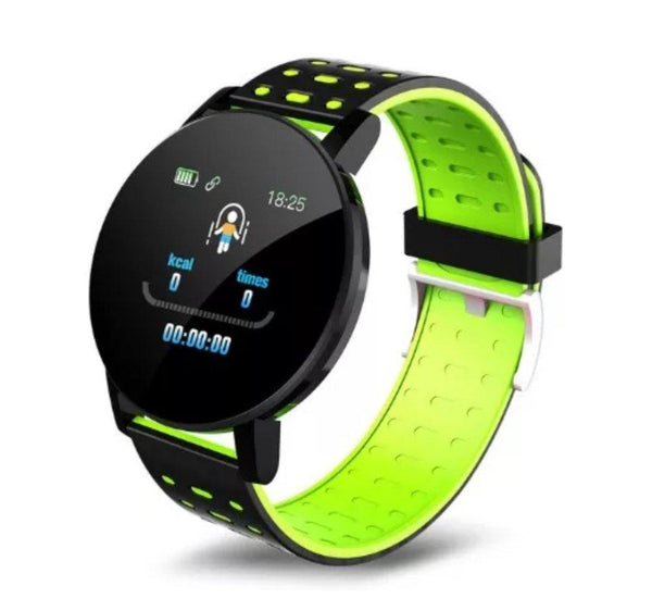 Smart Watch Bracelet, Green Lime.  Fashion, Professional  Intelligence, Your Healthy Companionship  Be Safe, Be Fashion