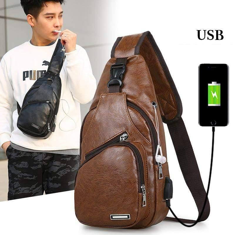 3D Fashion Shoulder Sling Trendy Bag... Back Pack - AnthonyQuintana.com