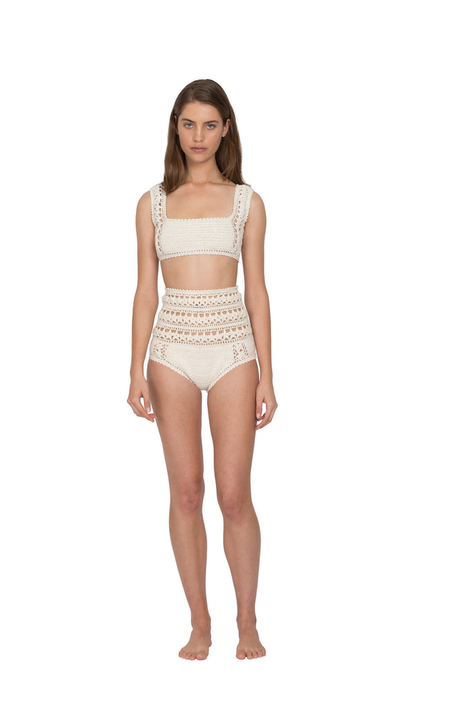 JAYA HIGH WAISTED BIKINI BOTTOM