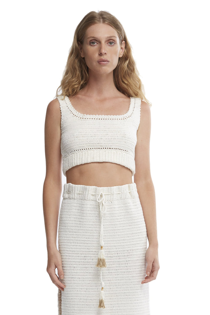 AAHANA CROCHET TOP