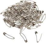 "Quilters safety pins- Curved Safety Pins 5cm , 2"" ( Size 4)"