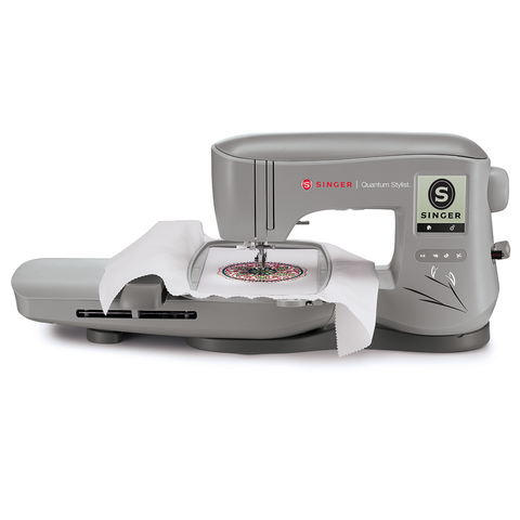 SINGER Quantum Stylist™ EM-200 PSW Embroidery Machine