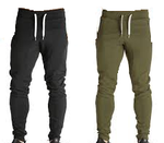 8015 Mens Joggers Sewing Pattern Standard Printed Version