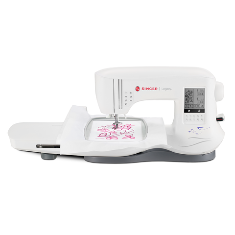 SINGER SE-300 2-in-1 Embroidery & Sewing Machine