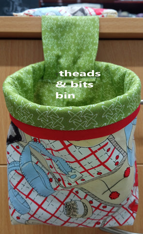 Threads Catcher ( Threads and Bits Bin)
