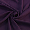 Lugano Purple Woven Suiting Fabric from John Kaldor Detail Swirl Image from Patternsandplains.com