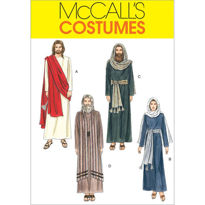McCall's Pattern M2060 Easter Costumes 2060 Image 1 From Patternsandplains.com