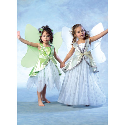 McCall's Pattern M4887 Childrens Girls Fairy Costumes 4887 Image 6 From Patternsandplains.com.jpg
