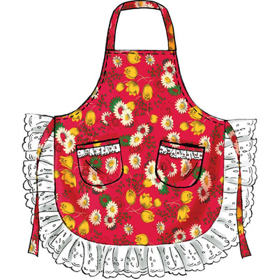 McCall's Pattern M5284 Aprons 5284 Image 6 From Patternsandplains.com.jpg