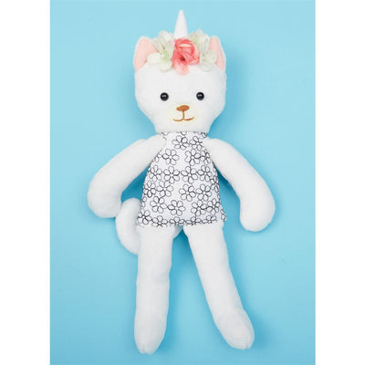 McCall's Pattern M7819 Soft Toy Animals 7819 Image 4 From Patternsandplains.com