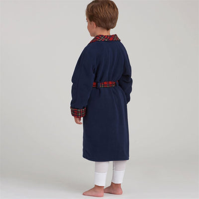 Simplicity Sewing Pattern S9021 Childrens Teens and Adults Robe 9021 Image 6 From Patternsandplains.com