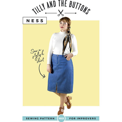 Tilly and the Buttons Pattern 1023 Ness Image 1 From Patternsandplains.com