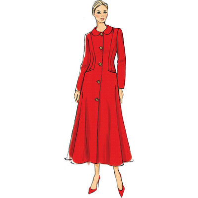 Vogue Pattern V9040 Misses Coat 9040 Image 8 From Patternsandplains.com.jpg