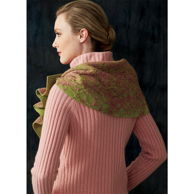 Vogue Pattern V9291 Misses Wraps Shrug and Scarf 9291 Image 10 From Patternsandplains.com.jpg