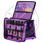 KIOTA - Essential Oil Folder Portable Displaying Case - Hold Upto 40 Bottles - Aptlee Designs