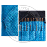 DeNOA - Knitting Needle Craft Case Holder Bag - Aptlee Designs