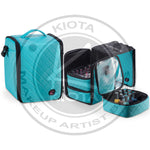 KIOTA - Compact Travel Case with Removable Inserts - Aptlee Designs