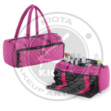 KIOTA - Quilted Tote Shoulder Beauty Bag - Aptlee Designs