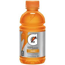 Gatorade Orange 20oz. bottles 24 per case