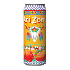 Arizona Mucho Mango 23oz. cans 24 per case