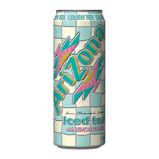 Arizona Iced Tea 23oz. cans 24 per case