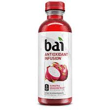 Bai Sumatra Dragonfruit 18oz. bottles 24 per case