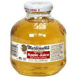 Martinelli's Apple Juice 10oz. bottles 24 per case